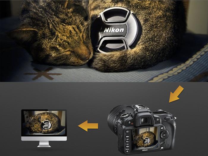 4. 數位攝影流程回顧