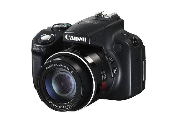 (圖說六)素有旅遊小鋼炮之稱的Canon PowerShot SX50HS在市場上一直獲有高詢問度,今同步降價1,000元。
