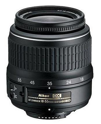 Nikon鏡頭的標示